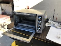 Stainless steel kitchen aid toaster oven San Francisco, 94131