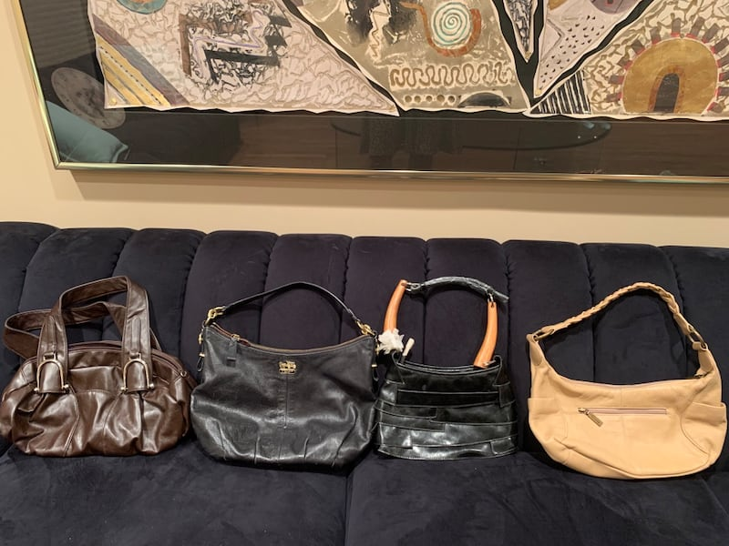 Hand bags 1
