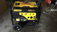 Brand new champion 4000 generator. Never used. 43 km