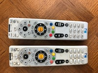 two gray and black remote controls San Jose, 95113