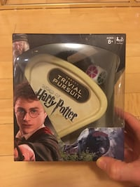 Harry Potter board game /card game Toronto, M4Y 1C5