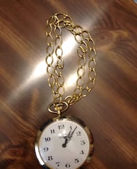 Endure pocket watch