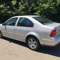 2000 Volkswagen Jetta New Haven