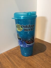 Bass pro shops drinking cup