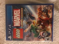 Ps4 lego marvel superheroes Silver Spring, 20906