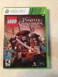 Xbox360 : LEGO Pirates of a Caribbean video game ( NEW) Hayward, 94545