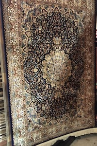Very High Quality silk Persian carpet Toronto, M6N 3B1