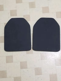 Paintball  vest pads