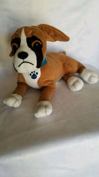 nintendogs plush boxer