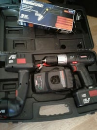 black and red cordless power drill Hamilton, L8H 2K9