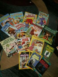 Huge kids book lot. All for 25. Will separate.  Winnipeg, R2C 1P9