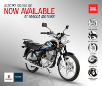New GS 150 SE for Sale KARACHI