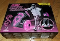 Neon Street Rollers New Sealed Box Sterling