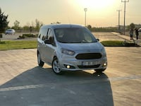 2017 Ford Tourneo Courier Journey