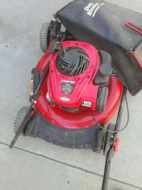 Troy-Bilt lawn mower push mower Lathrop, 95330