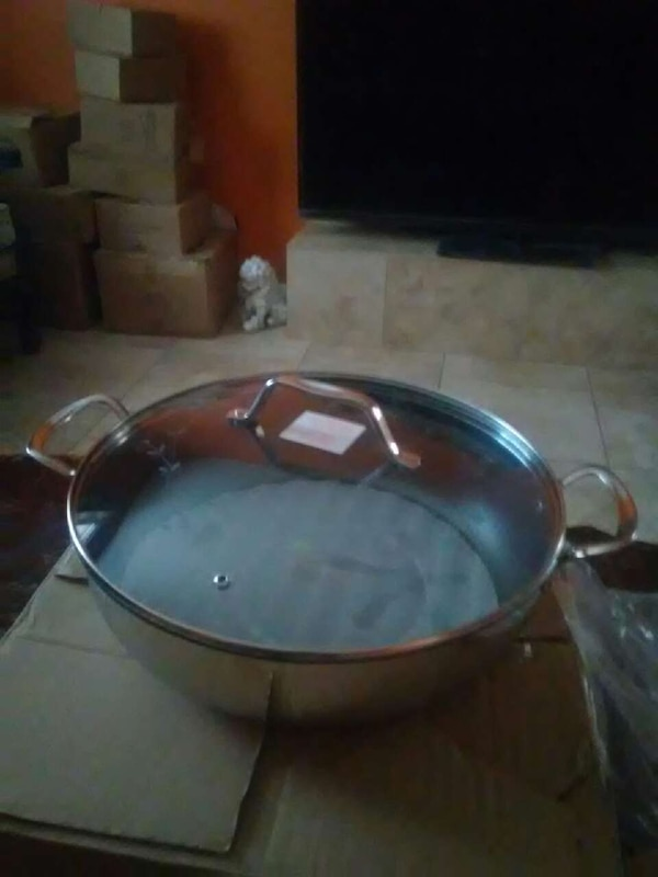 Used Clear Glass Cooking Pot For Sale In Desert Hot Springs Letgo