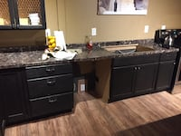 Kitchen Cabinets with Counter Tops Fort Collins