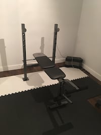 Bench press/ Leg Extensions Mississauga, L5W 1Z7