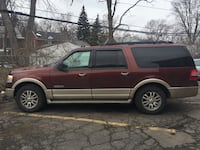 Ford - Expedition - 2007 Detroit, 48227