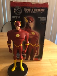 Flash Justice League Statue  Hyattsville, 20785