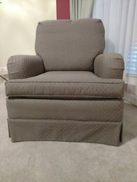 Chair - Olive Green Hilliard