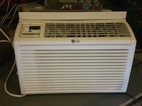 white LG window type air conditioner Edinburg, 78541
