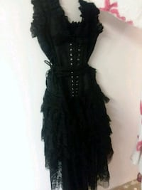 women's black sleeveless dress West Valley City, 84120