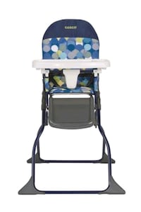 high chair (like new) Laval, H7X