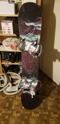 *PRICE-DROP*Snowboard//Bindings//Boots