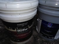 5 gal ext. 5 gal int. Paint/primer in one Harpers Ferry