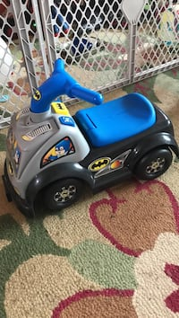 black, blue, and gray ride-on toy Сандфорд, 32773