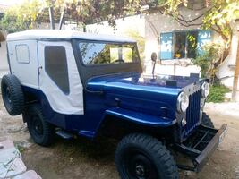 1954 - Jeep - WILLYS