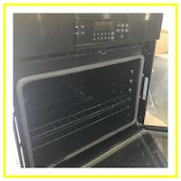 "30"" Built-In Single Electric GE Wall Oven - Black Modesto"