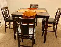 New Dining Table & 4 Chairs Silver Spring, 20910