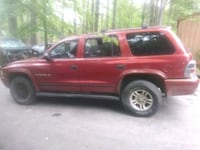 Parting out 99 5.2 Durango 4x4 Harpers Ferry, 25425