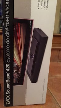 black and gray Sony DVD player box 785 km