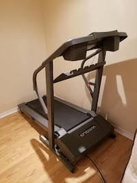black and gray automatic treadmill Vaughan