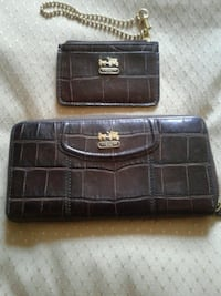 Coach wallets.2 for $40. Toronto, M2R 1N7