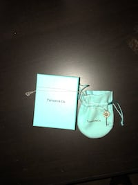 Tiffany & Co. Daisy Key Pendant and Necklace null