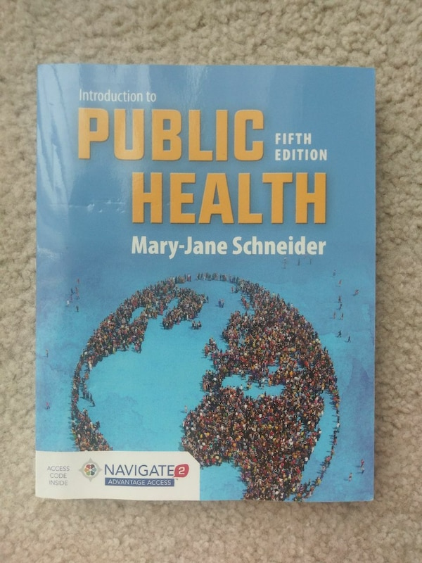 Introduction to Public Health 5th