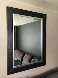 Black Leather Wall Mirror Newport News, 23602