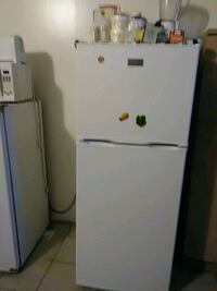 white top-mount refrigerator The Bronx, 10467