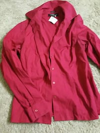 Pink noniron dress shirt size 6, new with tags Alexandria, 22304