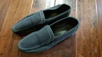 Men's Designer blue suede Bally shoes