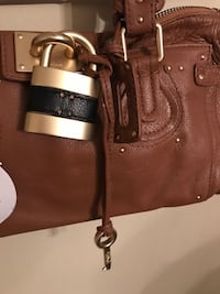 Chloe  Paddington Leather Bag Yonkers, 10704