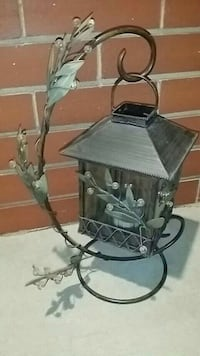 ☆LANTERN CANDLE HOLDER *ON A BEAUTIFUL STAND!*☆ Edmonton, T6R