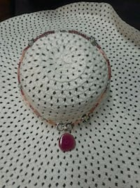 round brown and red pendant San Jose, 95128