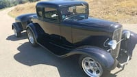 Ford - 5 Window Coupe - 1932 Folsom, 95630