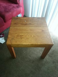 All wooden coffee table  Corpus Christi, 78415