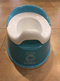 Baby's white and blue potty trainer Mission Viejo, 92692